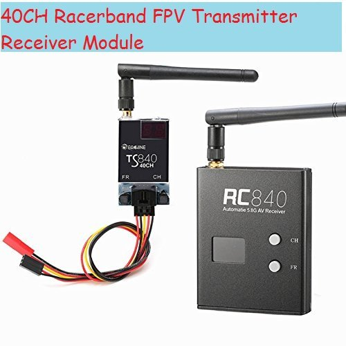 Eachine TS840 RC840 TS832 RC832 5.8G 40CH Racerband FPV Transmitter Receiver -Sold Out-