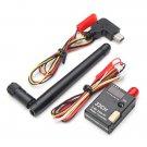 Boscam FPV 32CH 5.8G 350mW Wireless Transmitter AV Video Transmission RC