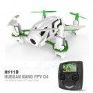 Hubsan H111D Nano Q4 5.8G FPV With 720P HD Camera RC Quadcopter RTF