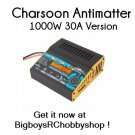 Charsoon Antimatter 1000W 30A Balance Charger Discharger For LiPo/LiFe/PB Battery_Sold Out