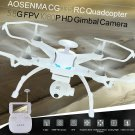 AOSENMA CG035 Brushless Double GPS Follow Me Mode 2.4G 4CH 6Axis RTF