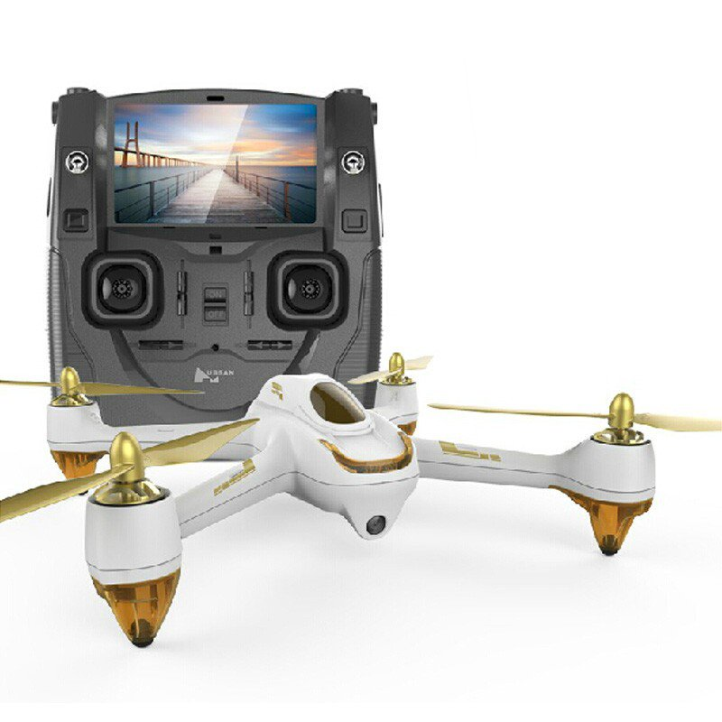 Hubsan H501S X4 Standard Edition 5.8G FPV Brushless With 1080P HD Camera GPS RC Quadcopter RTF
