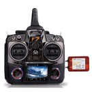 Walkera Devo F7 7 Channel Transmitter with 2.4G RX-SBUS 12CH Receiver