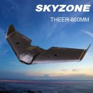 Skyzone THEER 860mm Wingspan EPP FPV Flying Wing RC Airplane PNP With PDB & LED Board
