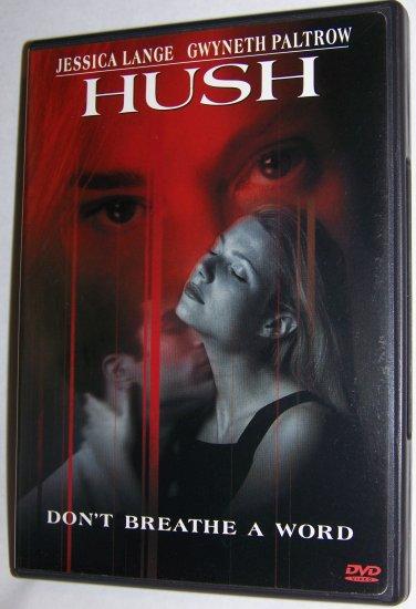 Tri Star DVD Thriller,Drama, Jessica Lange in Hush