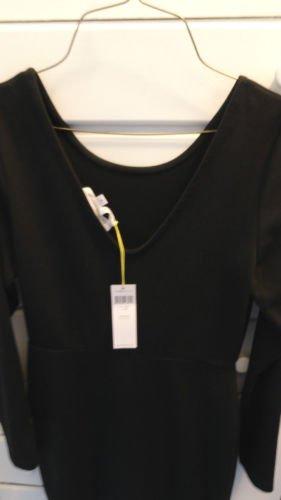 BCBGeneration Long Sleeve Dress in Black - size M