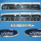 Brand New Ford OEM F-150 XL Ecoboost 2014-2015 5 Piece Emblem Set