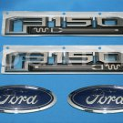 Brand New Ford OEM F-150 King Ranch 2014-2015 4 Piece Emblem Set