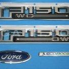 Brand New Ford OEM F-150 King Ranch 2014-2015 4 Piece Emblem Set