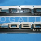 Brand New Ford OEM F-150 Lobo XLT 2014-2015 2 Piece Emblem Set