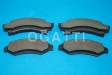 Brand New Ford OEM Brake Pads 2U2Z-2V001-UA