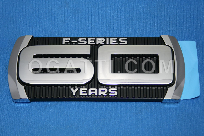 Brand New Ford OEM F-150 2008 60 Year Anniversary Emblem 8L3Z-9942528-A