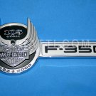 Brand New Ford OEM F-350 Harley Davidson 1903 - 2008 105 Year Anniversary Emblem 8C3Z-9942528-B