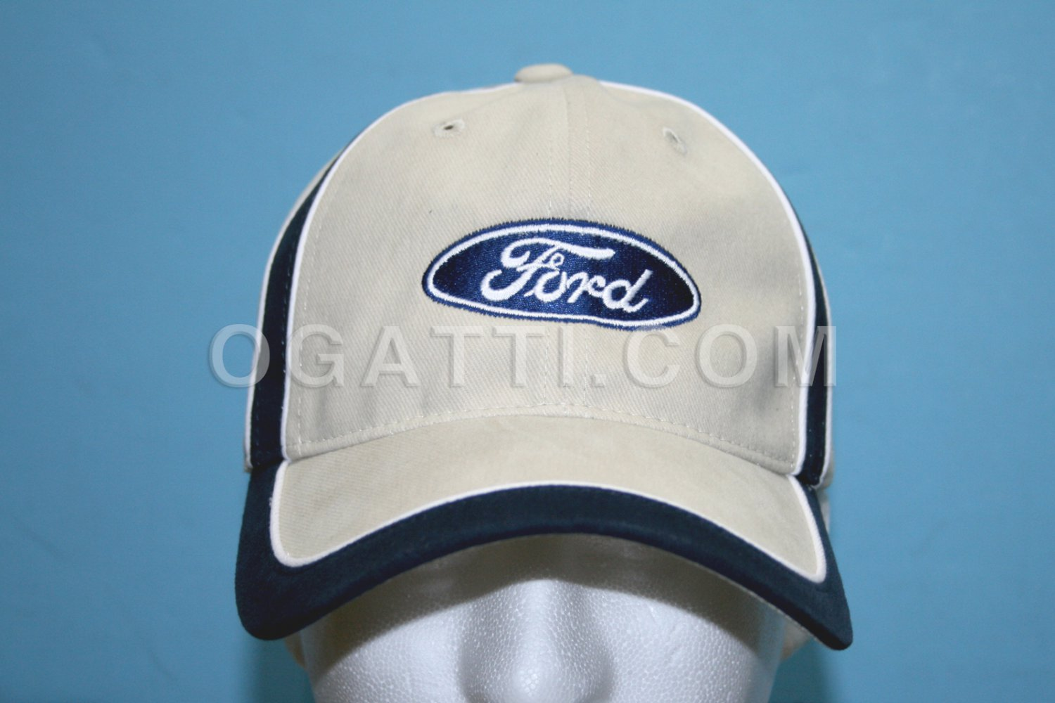 Brand New Ford Stone/Navy Hat 150017