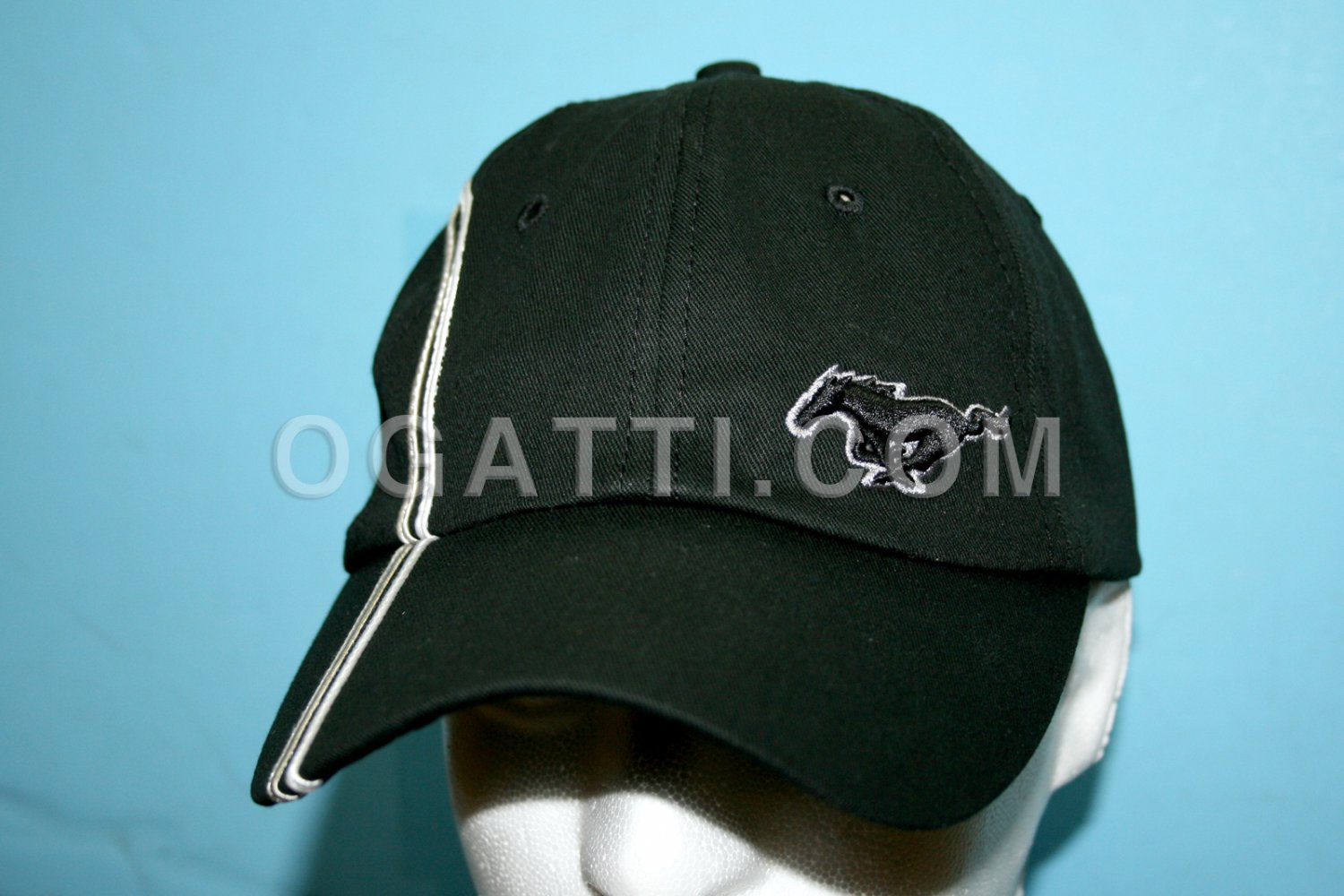 Brand New Ford Mustang Pinstripe Hat 1012300