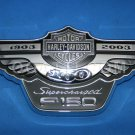 Brand New Ford OEM F-150 Supercharged Harley Davidson 1903 - 2003 Right Fender Emblem 3L3Z-16720-AB