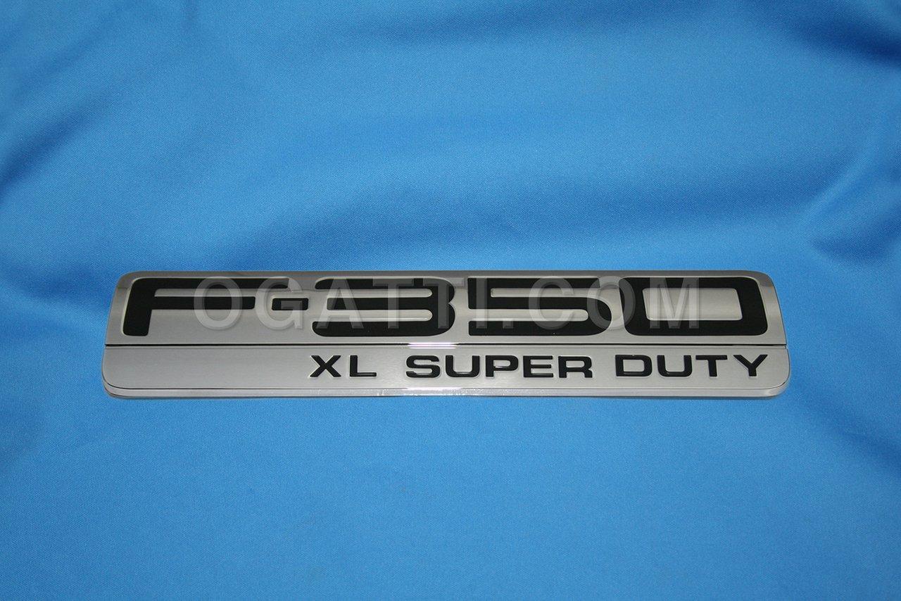Brand New Ford OEM F-350 XL Super Duty 2005-2007 Fender Emblem 5C3Z-16720-CB