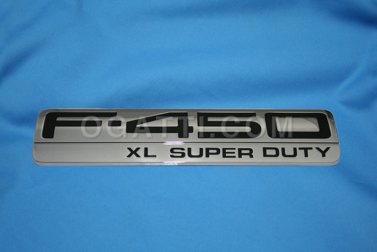 Brand New Ford OEM F-450 XL Super Duty 2005-2007 Fender Emblem 5C3Z-16720-PA