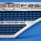 Brand New Ford OEM F-250 King Ranch 6.8L Triton V10 2008-2010 Right Vent Set 8C3Z-16228-C