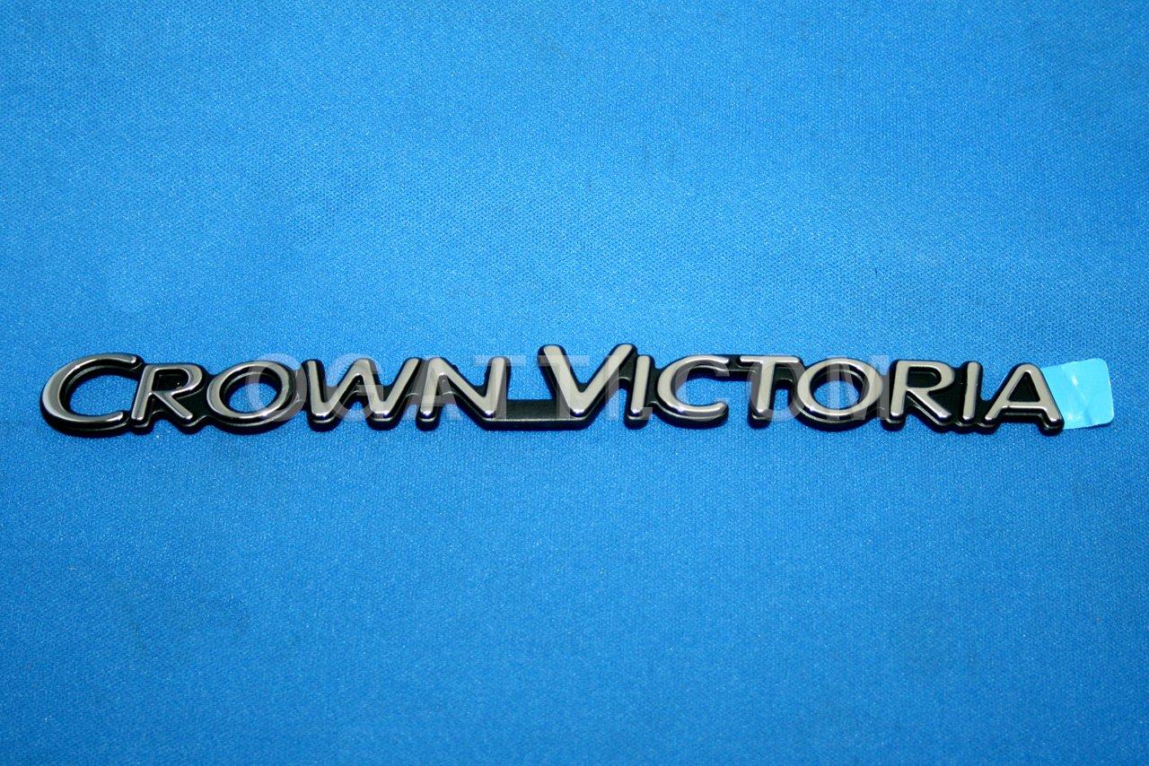 Brand New Ford OEM Crown Victoria 1998-2011 Emblem 3W7Z-5442528-AA