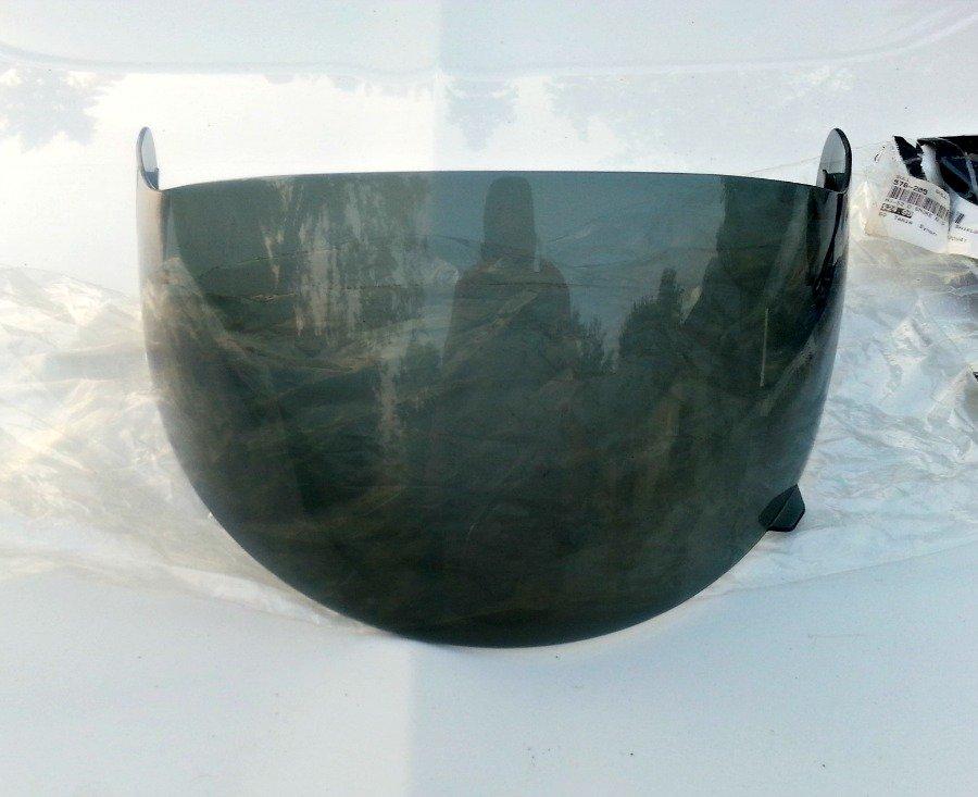 HJC SyMax 2 Replacement Visor - Dark Smoke