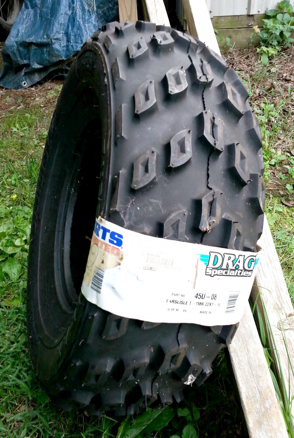 Carslile 22 x 7 - 10 ATV Tire (1)