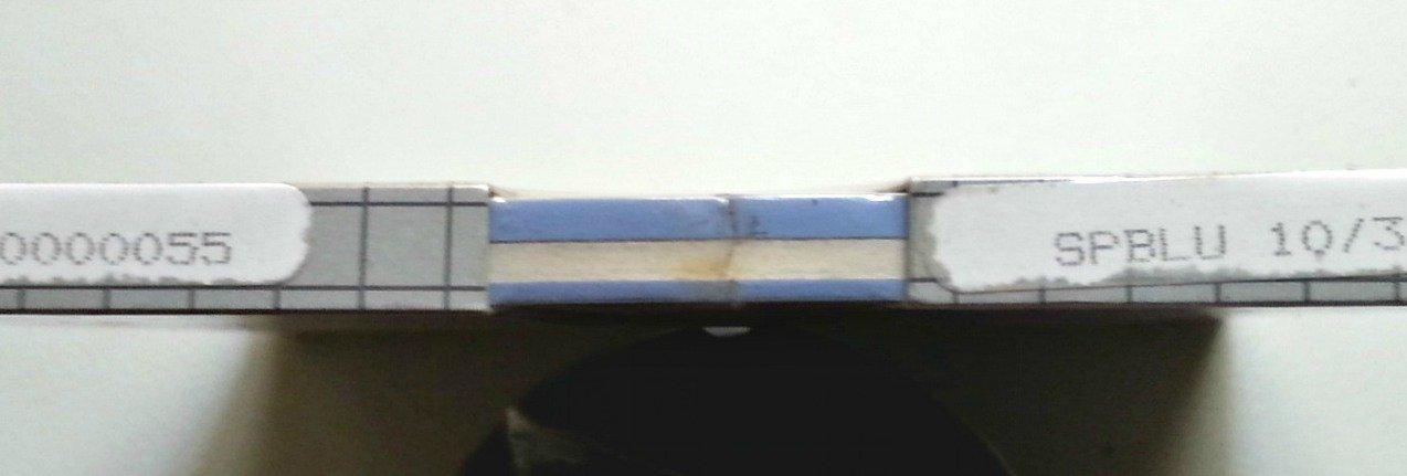 "Cal-Stripes Sp. Blue two-stripe pinstriping 10/32"" x 150'"