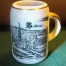 Porcelain Bavaria  Souvenir Stein Shot Glass