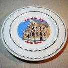 Vintage Grand Ol' Opry House Souvenir Plate