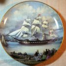 The Great Clipper Ships Collectors Plate by Leonard Pearce – Marco Polo