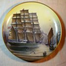 The Great Clipper Ships Collectors Plate by Leonard Pearce – Patriarch