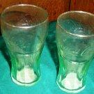Coca-Cola 6oz Contour Juice Glass by Libbey