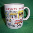 """I Survived Taiwan""  Coffee Mug"