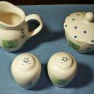 Pfaltzgraff Ceramic Table  Set