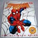 Spider-Man The Ultimate Guide / Large Hardcover Book By Tom Defalco