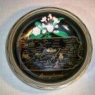 Vintage Collectible State Metal Bowl: Pennsylvania