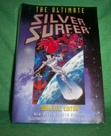 The Ultimate Silver Surfer Book