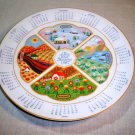 Avon Collector's Plate -1987- Four Seasons Plate