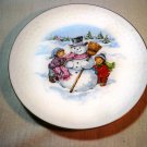 "CLEARANCE- Avon ""A Child's Christmas"" 1986 Porcelain Christmas Plate"