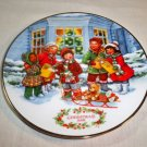 "CLEARANCE!! Avon ""Perfect Harmony"" 1991 Porcelain Plate"