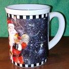 Giant Oversized Santa Coffee/ Hot Chocolate Mug