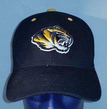 Missouri Tigers Football Basketball Cap - One Fit