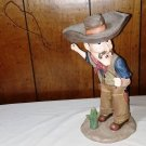 Giant Collectable Lasso Cowboy Statue
