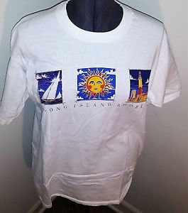 Long Island Shore T-Shirt Size = XL