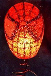 Marvel Spider-Man Bobble Night Light