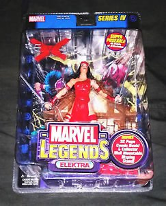 Marvel Legends Electra