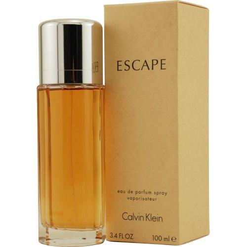 ESCAPE by Calvin Klein EAU DE PARFUM SPRAY 3.4 OZ