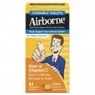 Immune Support Chewable Tablet, Citrus, 64 Count