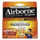 Immune Support Effervescent Tablet, Zesty Orange, 10/box