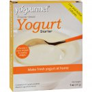 Yogourmet Freeze Dried Yogurt Starter and Creme Bulgare Starter - 1 oz